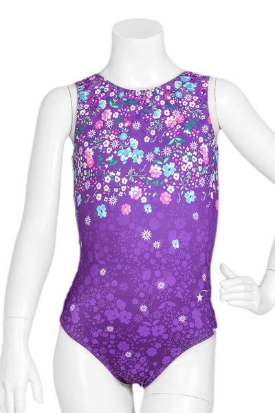 Waterfall Floral Leotard