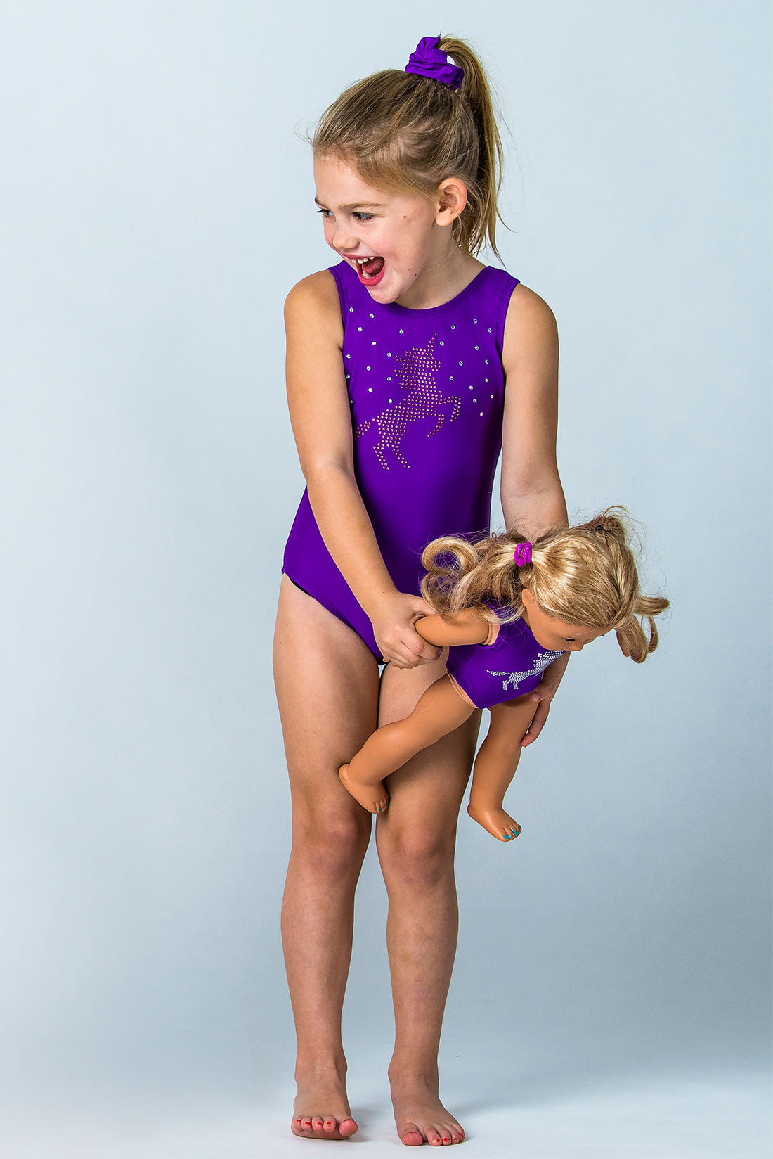 Unicorn Sparkle Leotard