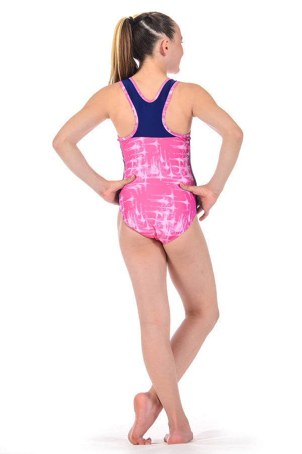 Raspberry Encore Leotard