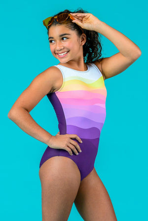 Sky's the Limit Leotard