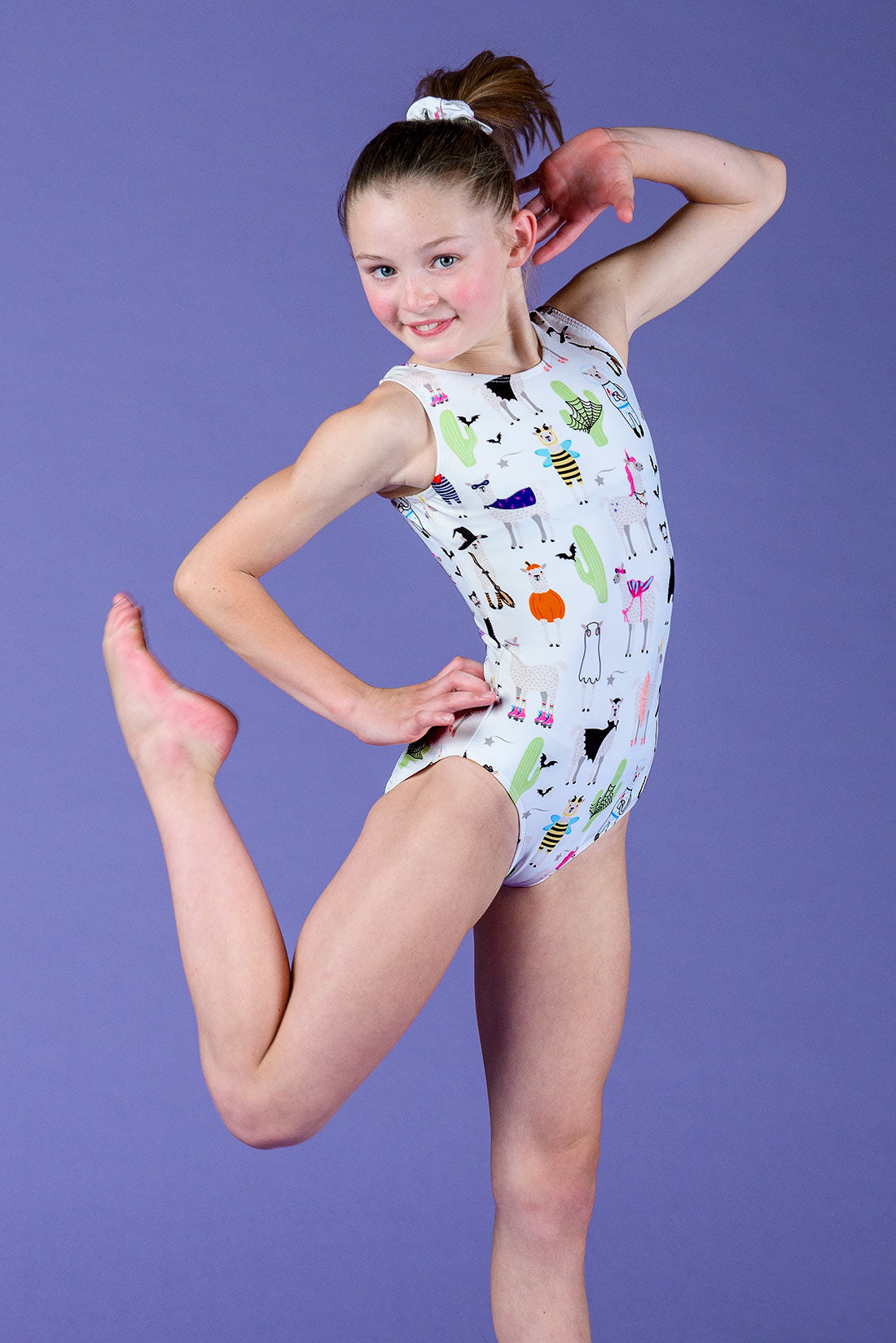 Costume Party Leotard