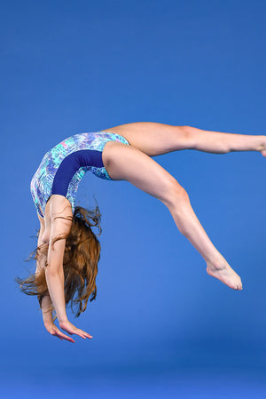 Vertical Edge Leotard