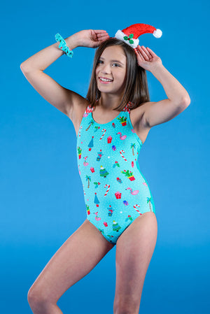 Tropical Holidaze Leotard