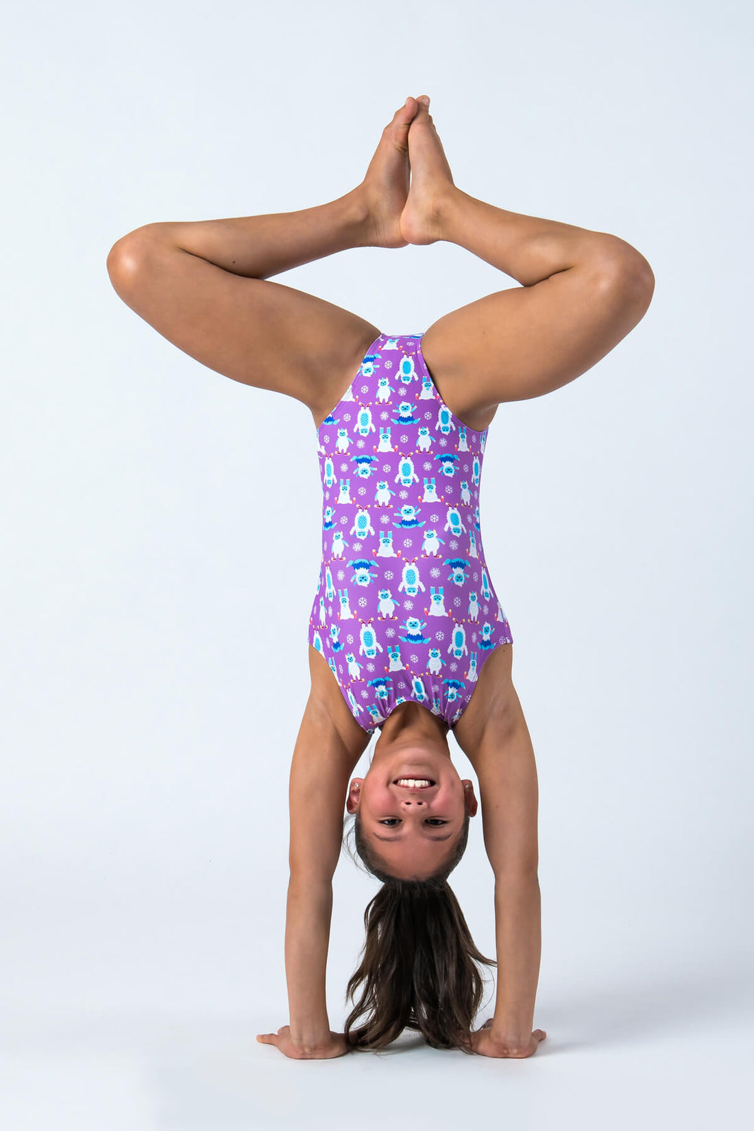 Yeti to Tumble Leotard
