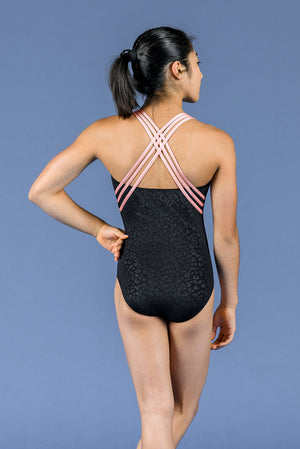 Black Jaguar Leotard