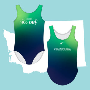 Washington Strong Leotard Pre-Sale