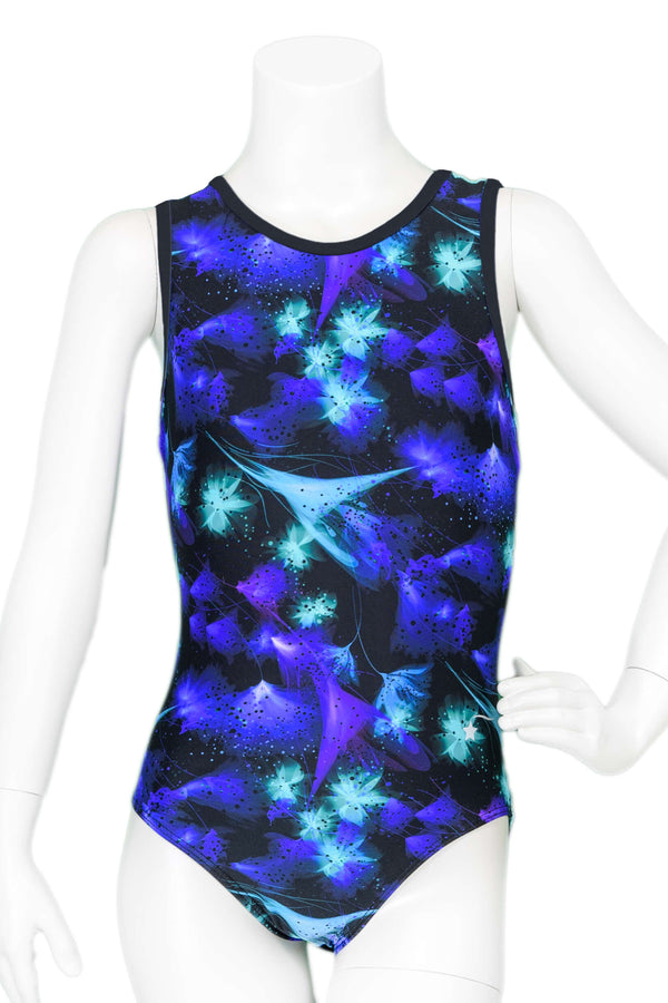 Nocturnal Racer Leotard