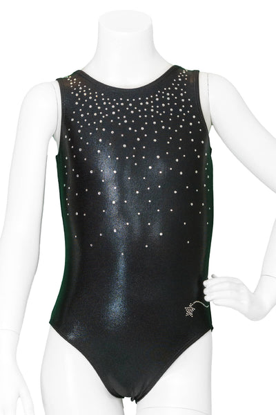 Black Mystique Confidence Leotard