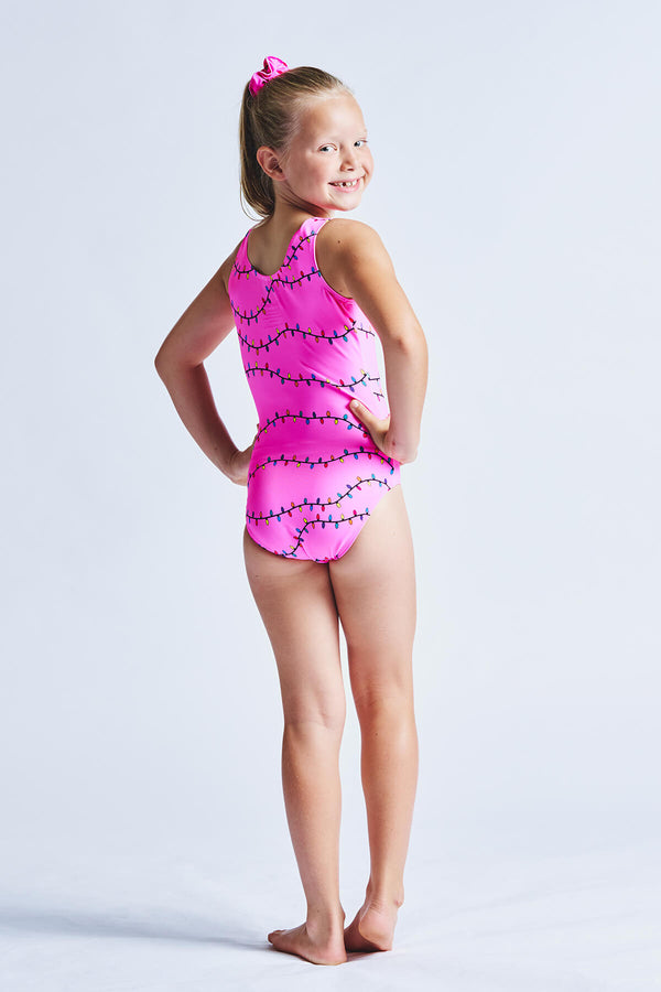 Happy Slothidays Leotard