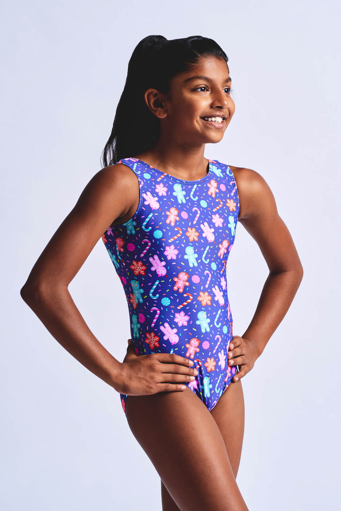 Sugar and Spice Leotard