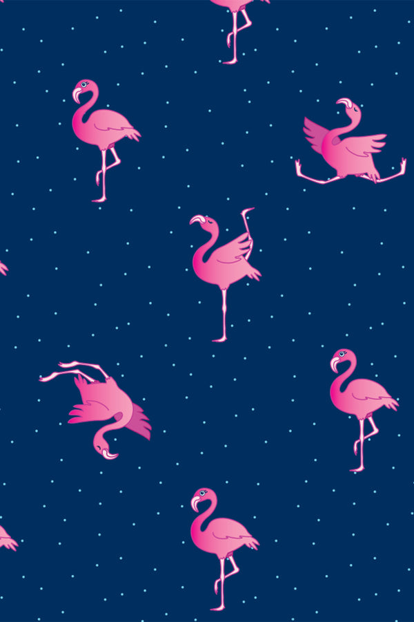 Flippin' Flamingos Unitard