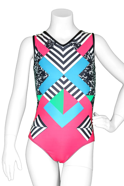 Origami Perfect Tank Leotard