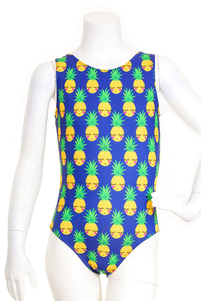 Pineapple Blush Leotard