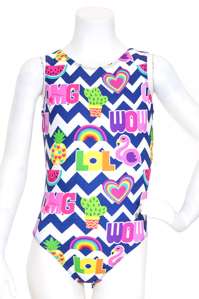 Chevron Summer Leotard