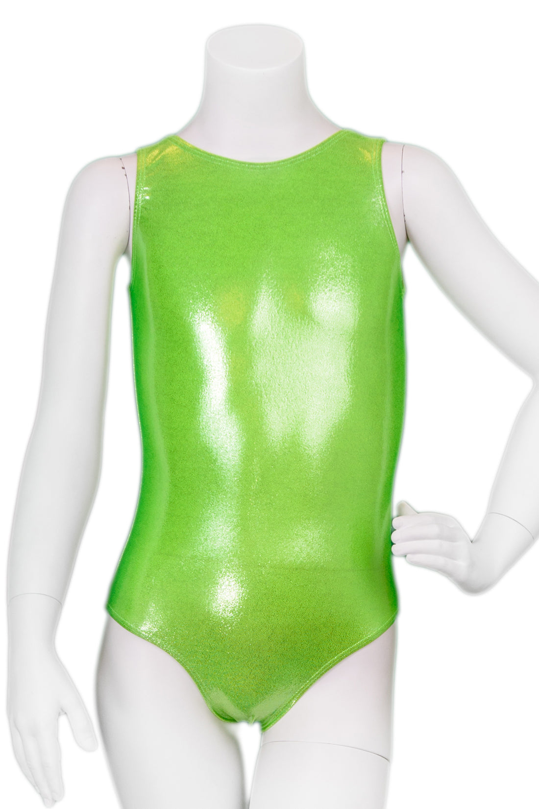 Basic Tank Leotard in Mystique