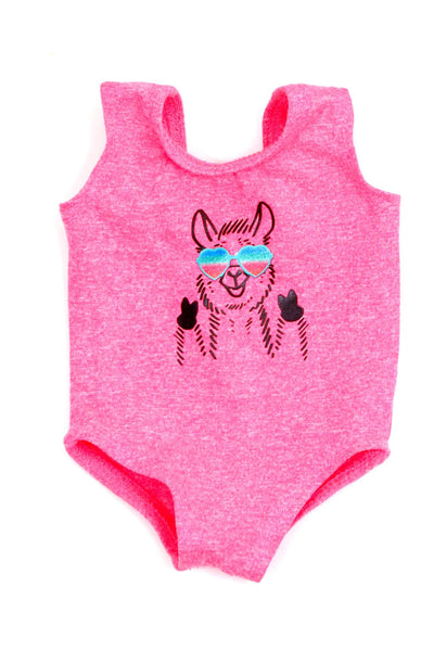 Graphic - Matching Doll Size Leotard