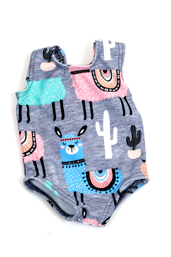 Printed - Matching Doll Size Leotard
