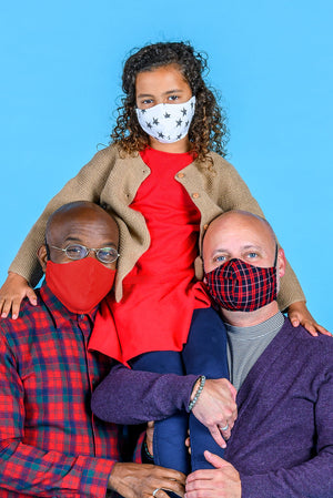 Plenty of Plaid Face Mask 3-Pack