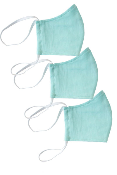 Empower Mint Face Mask 3-Pack