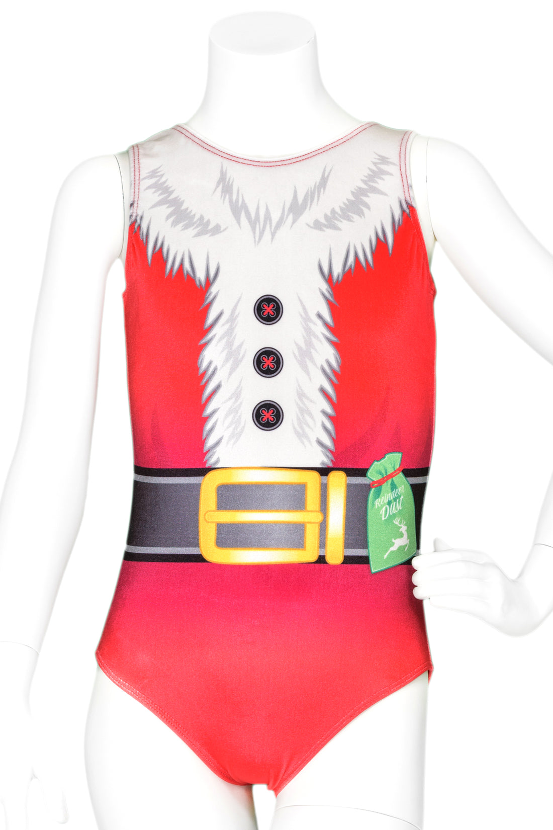 Ms. Claus Leotard