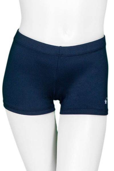 Compression Sport Short - Navy Dryflex