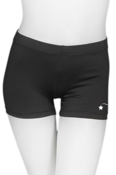 Compression Sport Short - Black Dryflex