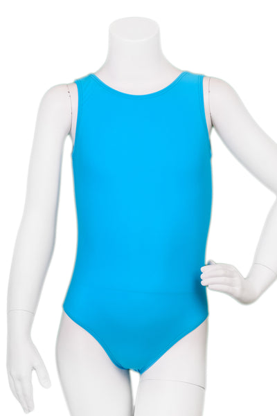 Basic Tank Leotard in Lycra