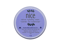 nice - All Natural Hydrating Cream - Lavender and Frankincense