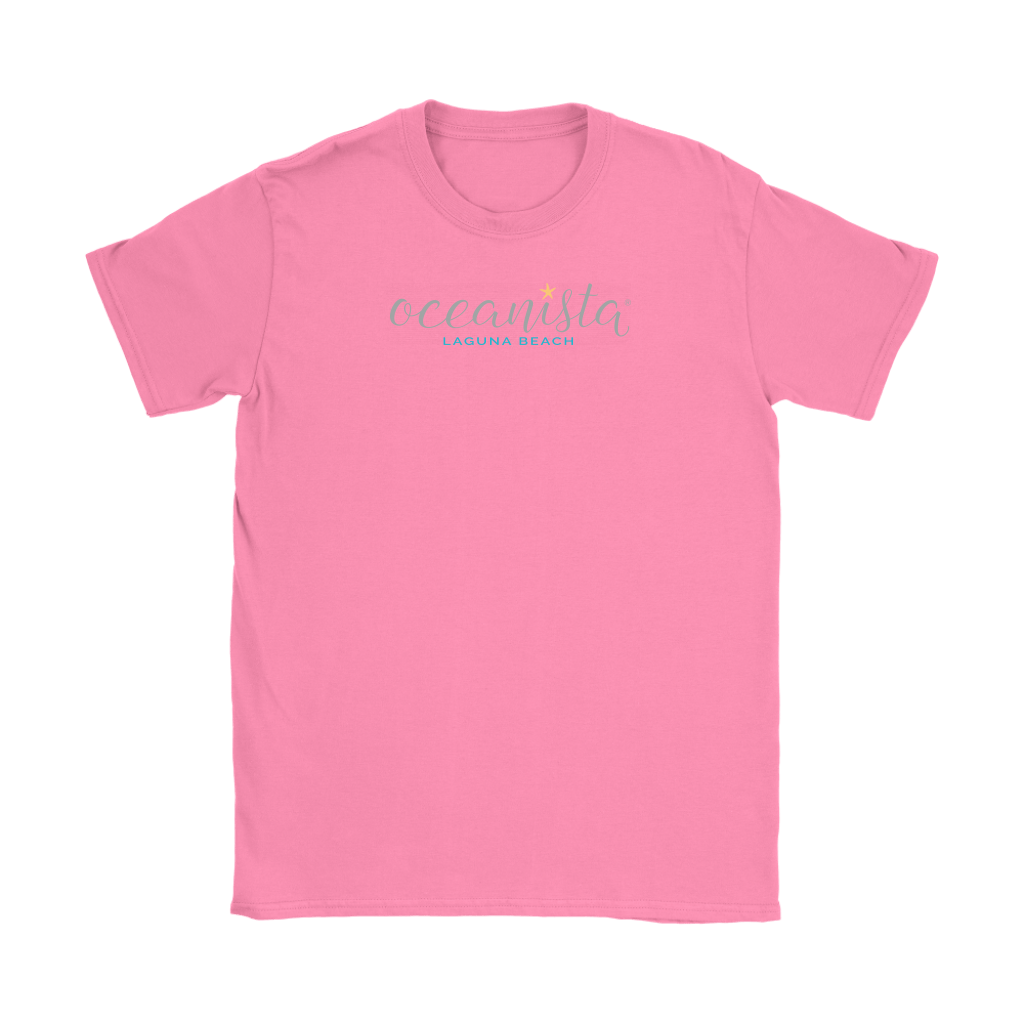 Gildan Womens T-Shirt - 10 Colors Available in 6 Sizes! - Oceanista