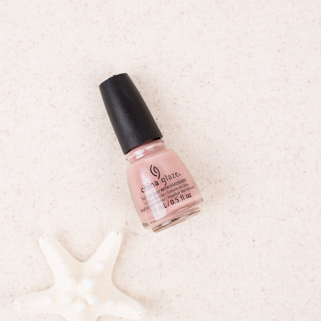 Beach Buff Nail Lacquer by the Body & Sol Collection - Oceanista