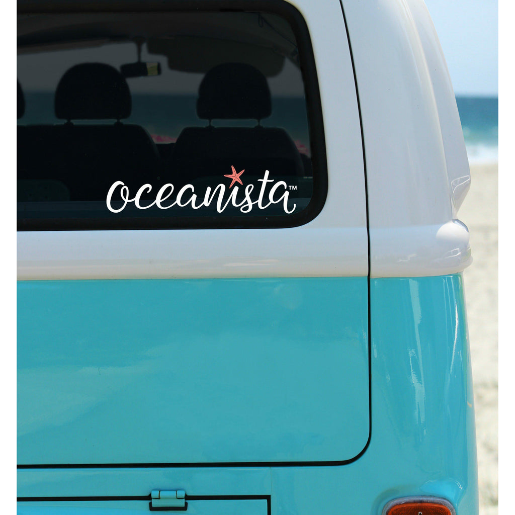Oceanista Car Decals - Oceanista