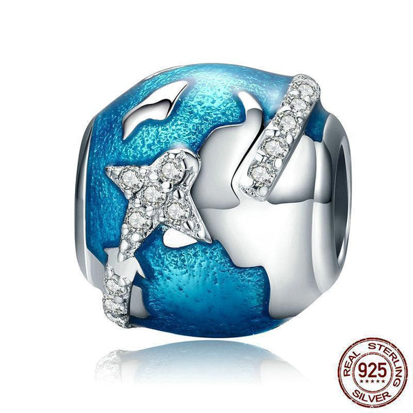 Travel Around The World Charm - Oceanista