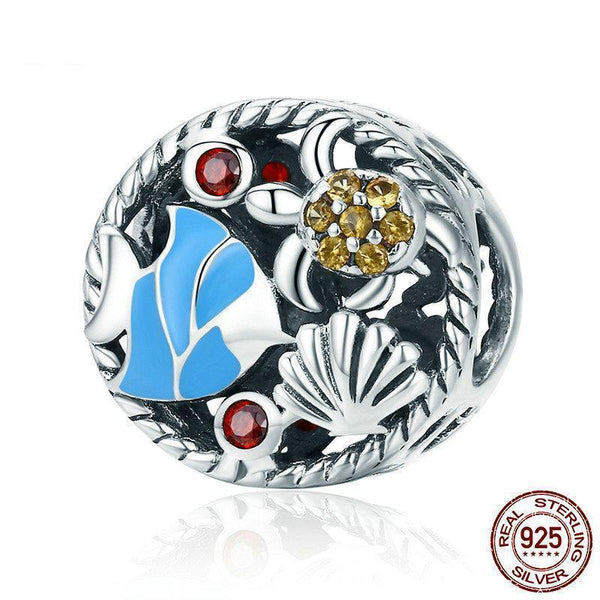 Under The Sea World Charm - Oceanista