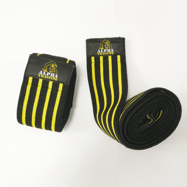 Born Alpha | Alpha Training Alpha Knee Wraps