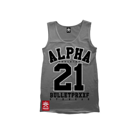 Born Alpha | Alpha Training Clothing S / Dark Grey Alpha 21 Vest