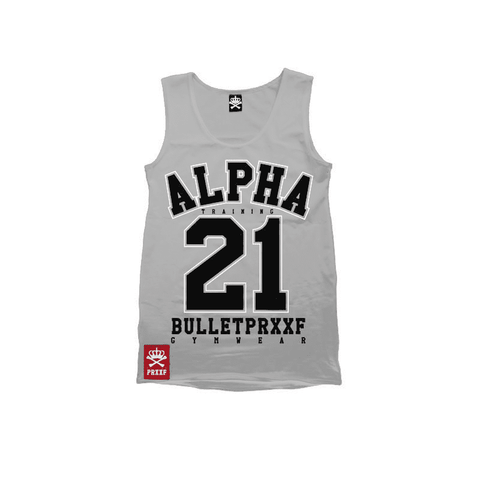 Image of Born Alpha | Alpha Training Clothing S / Light Grey Alpha 21 Vest