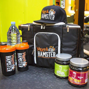 Mental Hamster Meal Prep Bag