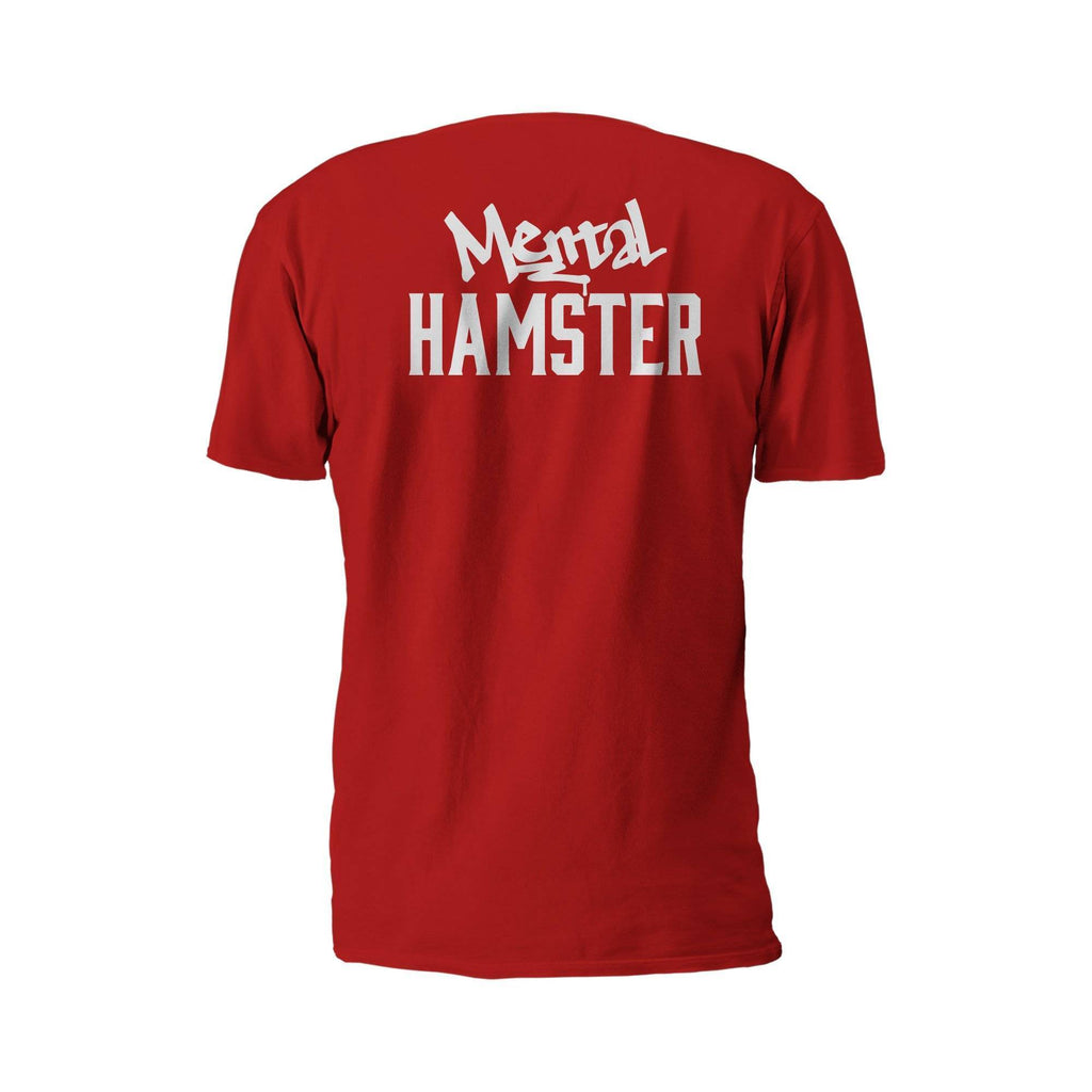 Mental Hamster Clothing Small / Black Mental Hamster Icon Tee