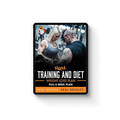 Image of Mental Hamster Diet/Training Plans 6 Week Diet Plan Ebook (ALL Stages 1, 2 & 3)