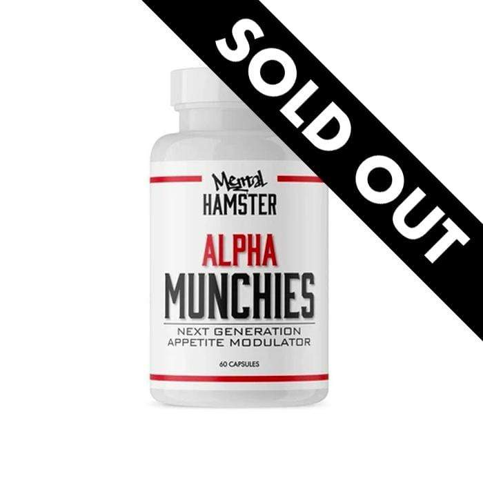 Mental Hamster Supplements Alpha Munchies