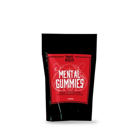 Image of Mental Hamster Supplements Mental Gummies Mental Gummies