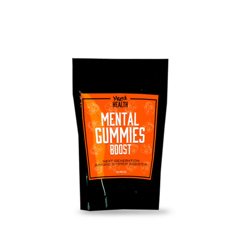 Image of Mental Hamster Supplements Mental Gummies Mental Gummies BOOST