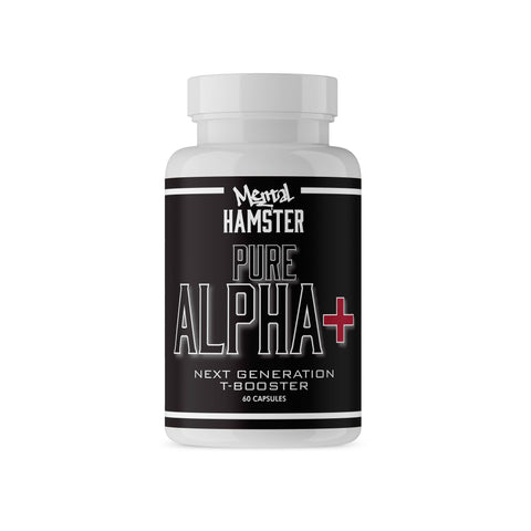 Image of Mental Hamster Supplements Pure Alpha+
