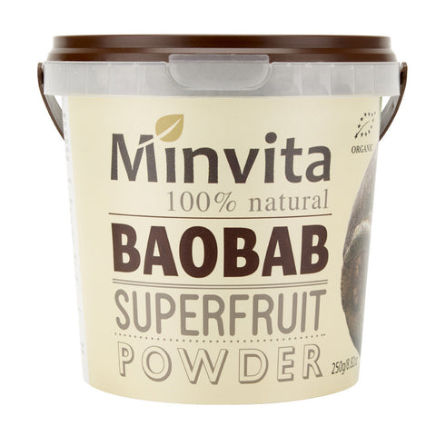Baobab Superfruit Powder - Minvita