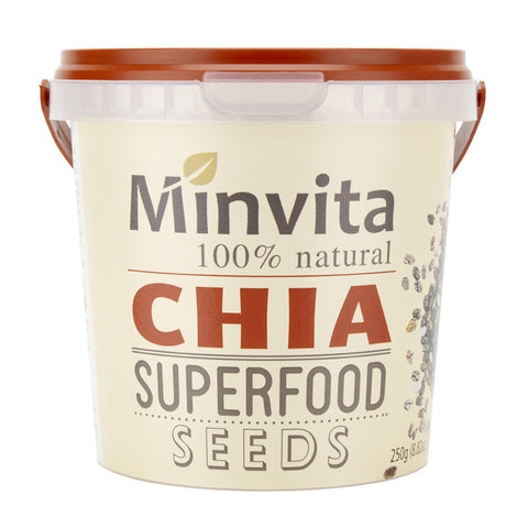 Chia Superfood Seeds - Minvita