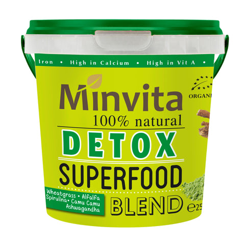 Organic Detox Superfood Blend