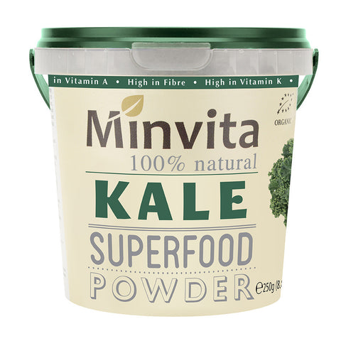 Kale Superfood Powder - Minvita