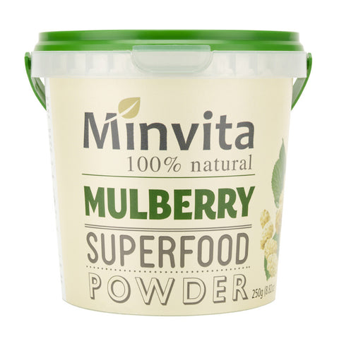 Mulberry Superfood Powder - Minvita