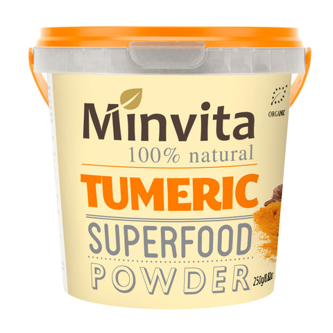 Organic Turmeric Superfood Powder