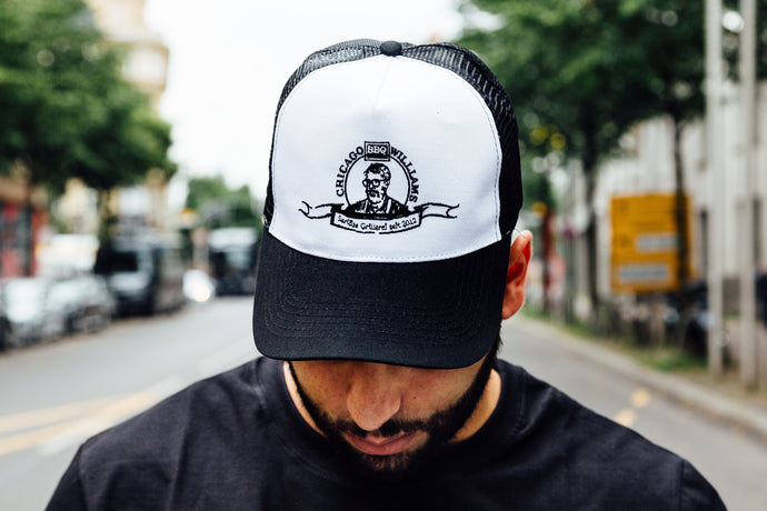 Chicago Williams Trucker Cap